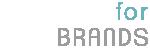 Logo sugar for brands