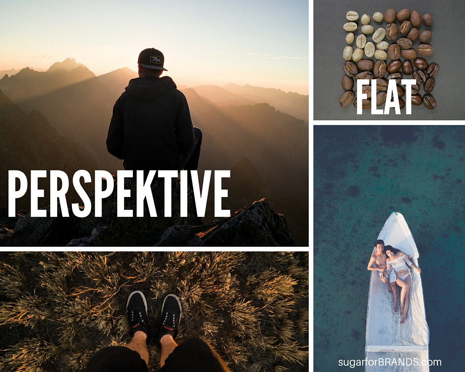 Trend Perspektive im Visual Storytelling