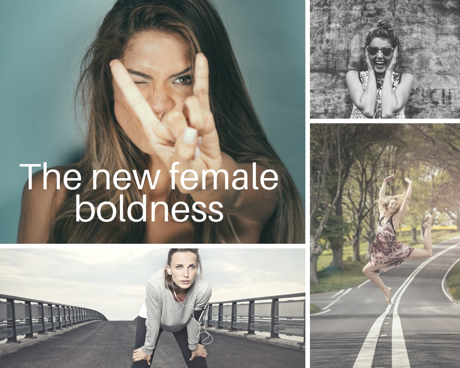 The new female boldness. Die neue Bewegung der Powerfrauen
